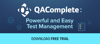 QAComplete Test Management
