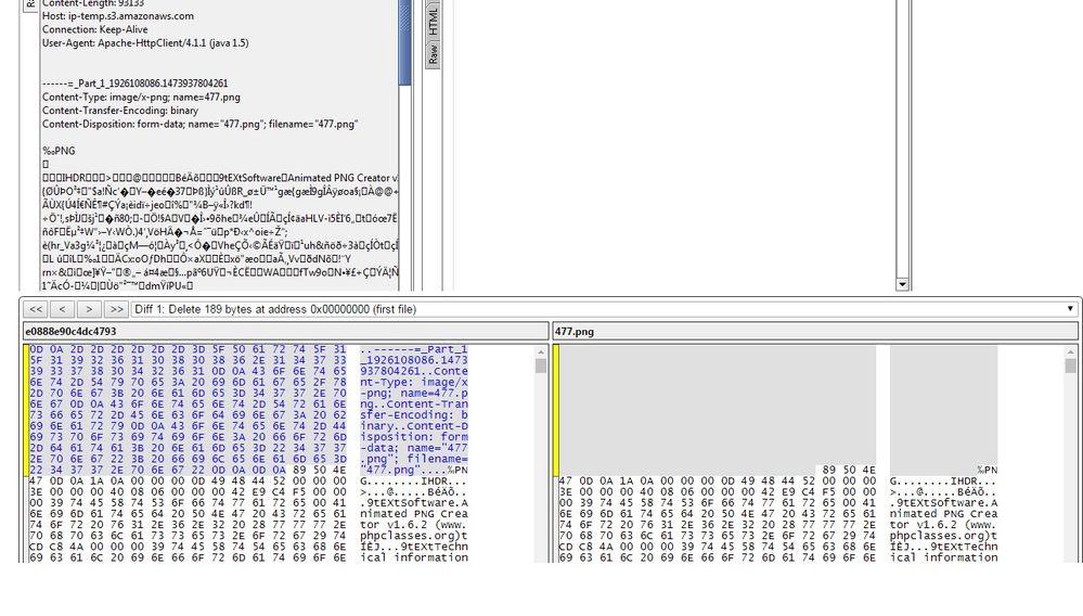 soapui content-transfer-encoding binary options
