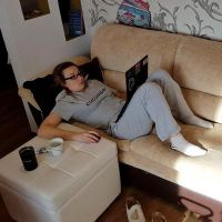 Me, Working from home :)