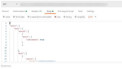 Postman_GET-RESTrequest qith JSON body.png