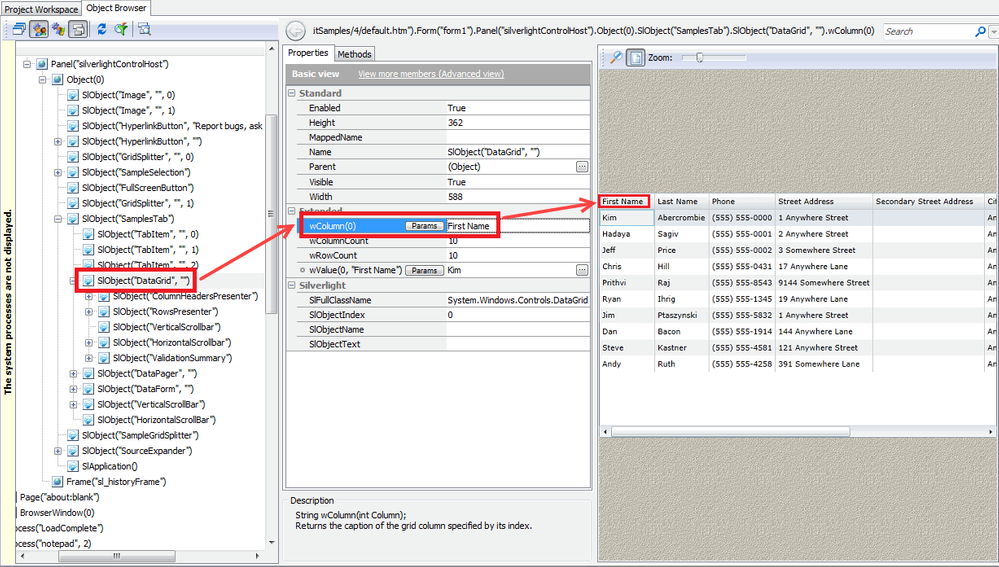 Solved: Check whether object is (Null Object) - SmartBear