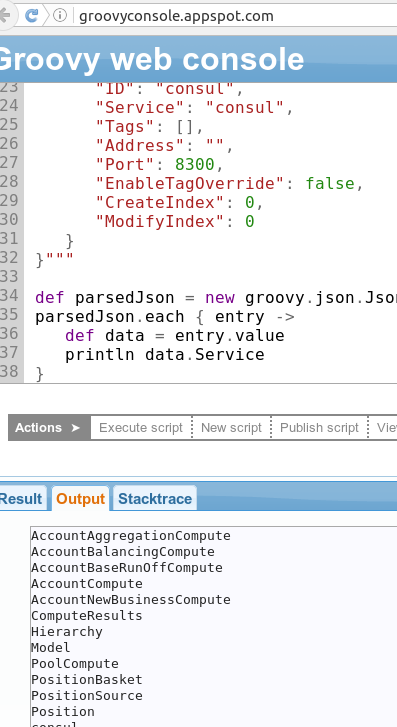 Solved: Datasource Loop through JSON data - SmartBear Community