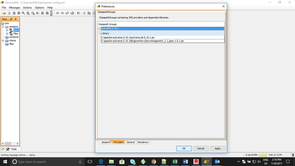 HermesJMS not working in SOAP UI - SmartBear Community