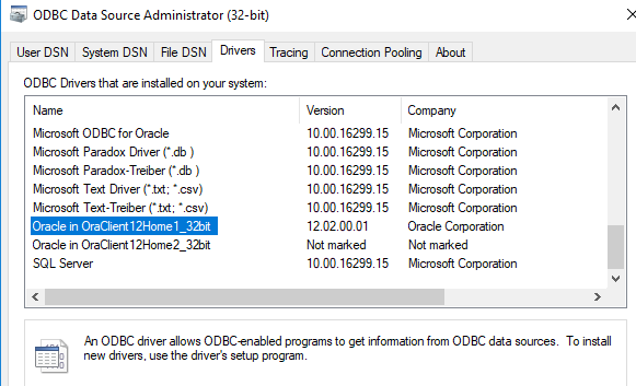 Connecting TestComplete to Oracle DB - SmartBear Community