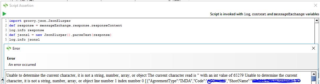 JsonSlurplerGetting Error while Parsing the Json R    - Page 2