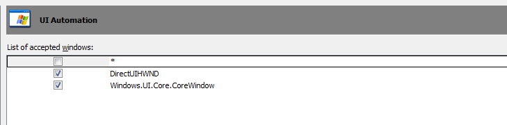 Solved: WPF not recognizing any objects - SmartBear Community