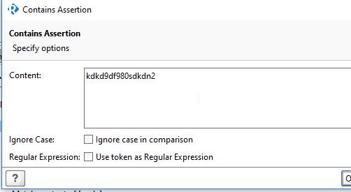 Validating json response to array