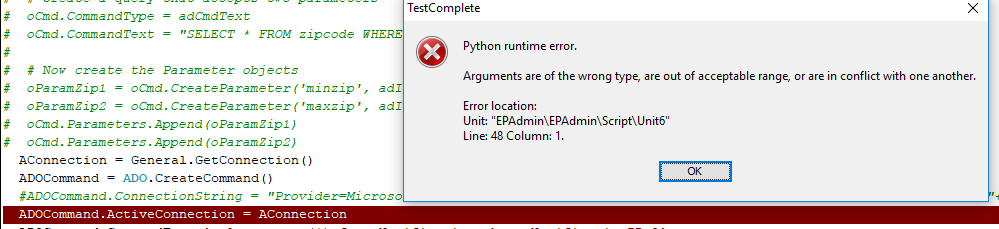 Solved: Getting error while trying to retrieve value from